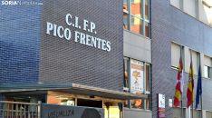 Una imagen de la entrada principal al CIFP. /SN
