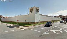 Una imagen de la cárcel de Soria. /SN