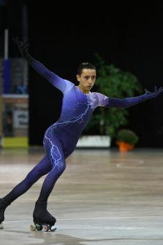 Foto 3 - El soriano Héctor Díez, campeón juvenil de Europa de patinaje artístico