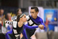 Foto 5 - El soriano Héctor Díez, campeón juvenil de Europa de patinaje artístico