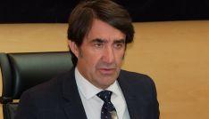 Juan Carlos Suárez-Quiñones, consejero de Fomento. /Jta.