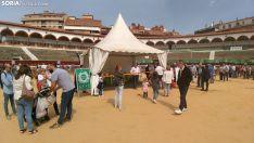 Inauguración de la XI Feria Ganadera de Soria. Freddy Gabriel