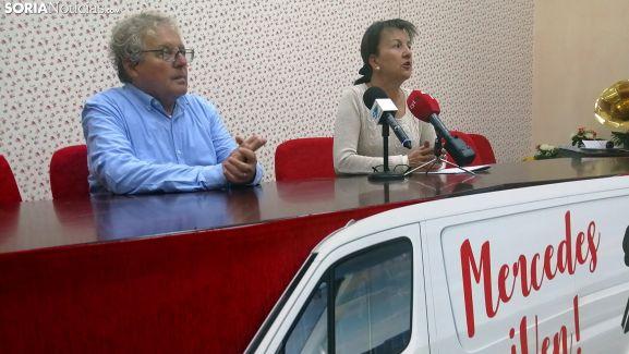 Ferrer y Ruiz este lunes. /SN