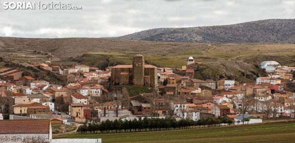 Vista de Borobia.
