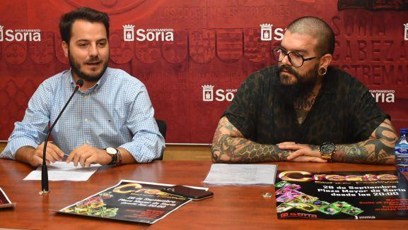 García y Vicho. /Ayto.