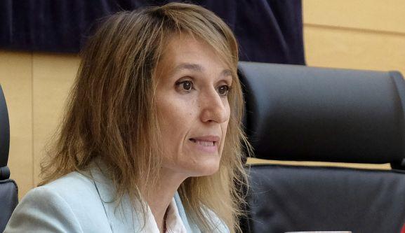 La soriana Rocío Lucas, consejera de Educación de CyL. /Jta.