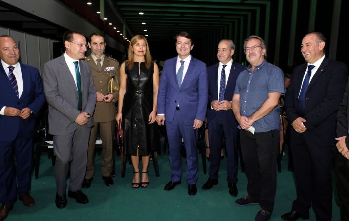 Mañueco apoya en Zamora un Pacto de Estado para luchar contra la despoblación