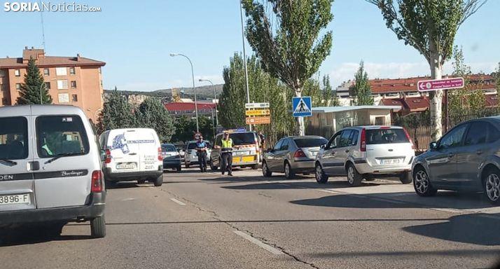 Una imagen tras el accidente. /SN