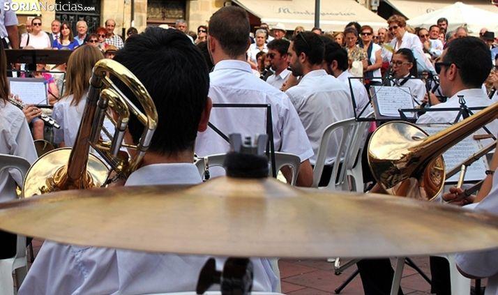 Foto 1 - La Banda, esta tarde en La Barriada