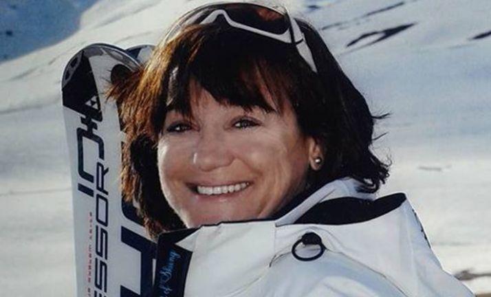 Blanca, en una imagen de su perfil en una red social.