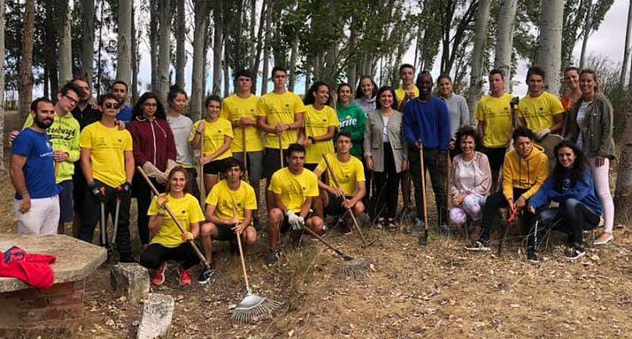 Foto 1 - Más de 3.000 jóvenes participan en los Campamentos de Verano 'Red Activa 2019' promovidos por el Instituto de la Juventud