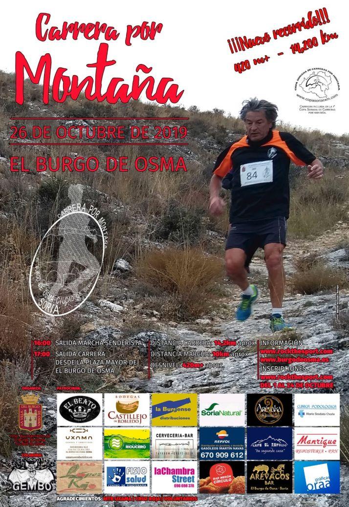 Foto 2 - La Carrera de Montaña de El Burgo cerrará el circuito provincial