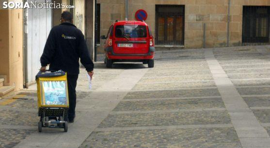 Foto 1 - Correos abre el plazo de inscripción para 8 puestos de personal laboral fijo en Soria