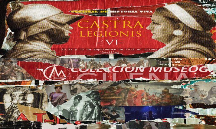 Foto 1 - Tierraquemada estará en el festival de historia viva 'Castra Legionis de Gilena, (Sevilla)