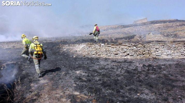Foto 1 - CSIF insta a la Junta a concretar las mejoras anunciadas del operativo forestal anti-incendios