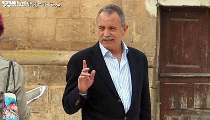 José Antonio de Miguel, presidente de la PPSO. /SN