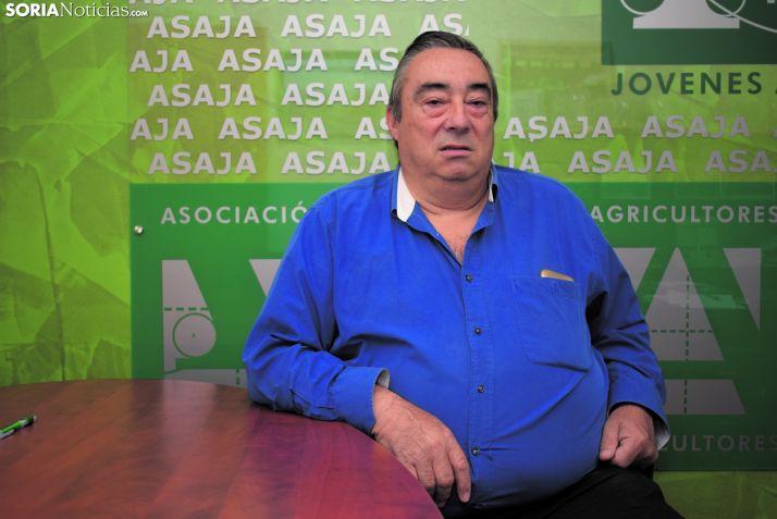 Carmelo Gómez se sienta en el Rincón de Soria Noticias