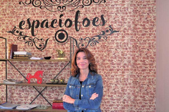 María Ángeles Fernández Vicente, directora general de FOES.
