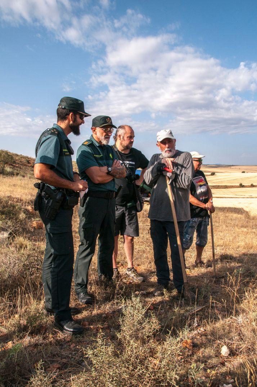 Foto 2 - Abiertas las diligencias por los asesinatos de La Riba de Escalote en la Guerra Civil