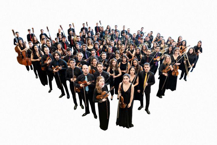 Joven Orquesta Nacional. /Pablo Paniagua