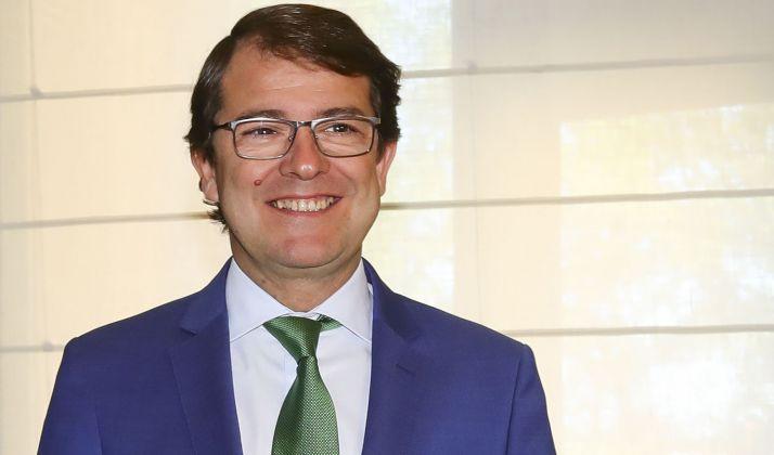 Alfonso Fernández Mañueco, presidente de la Junta. /Jta.