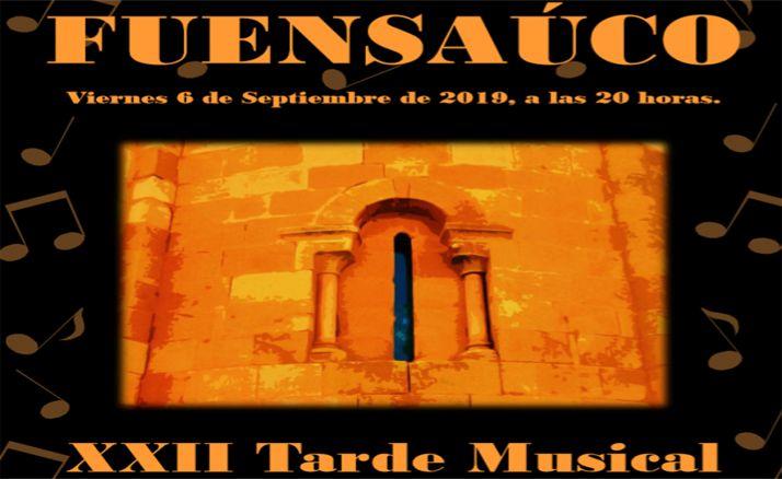 Foto 1 - Este viernes, tarde musical en Fuensaúco