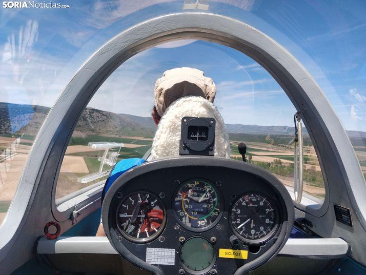 Foto 1 - Semana de la aeronáutica soriana: vuelos en planeador por 50€