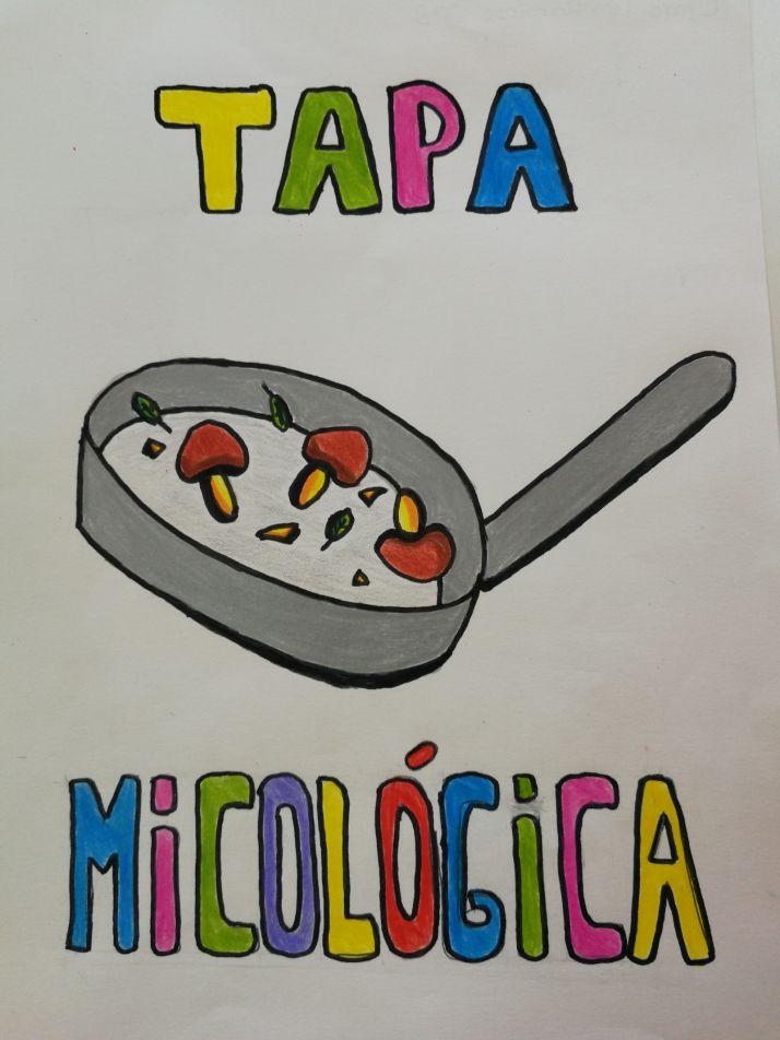 Dibujo de Clara Luis Ramirez.