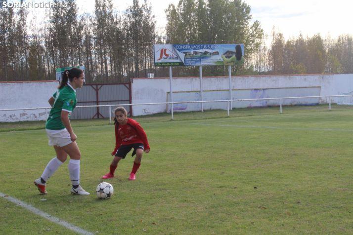 Foto 1 - Matriculado por el San José, nace el primer campus de fútbol femenino para jugadoras de entre 4 y 15 años