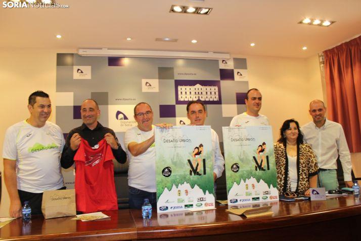 Foto 1 - La madurez del Desafío Urbión: 500 deportistas y 250 voluntarios profesionalizan esta competición extrema