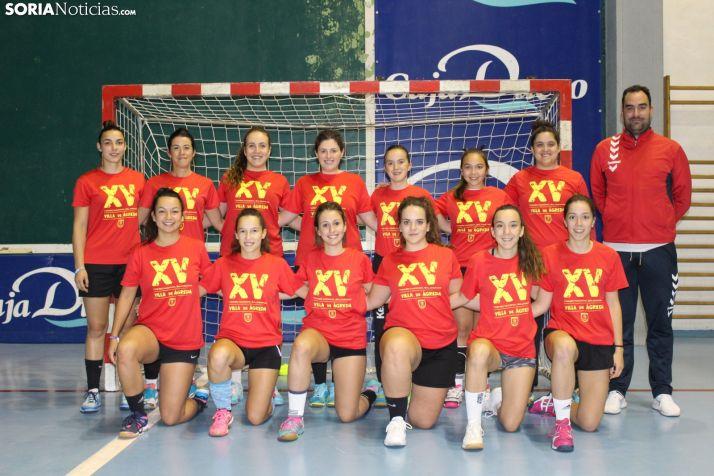 Foto 1 - Más limitadas que nunca, las campeonas de Aragón protegen su reinado