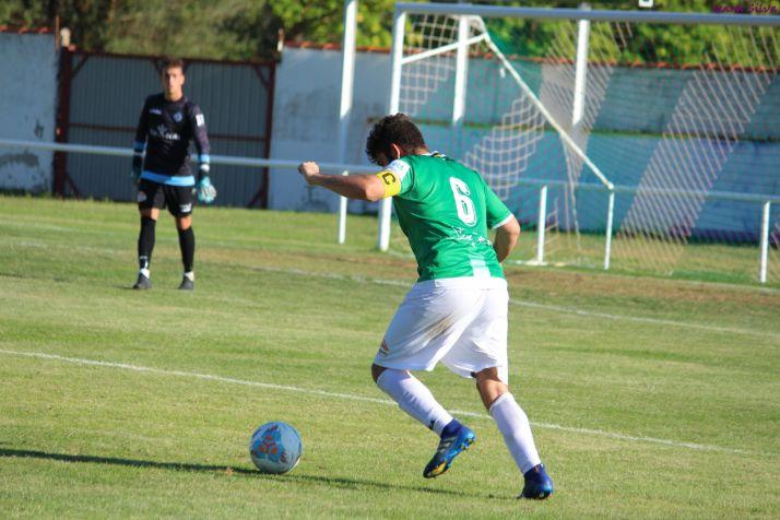 El CD San José sumó su primera victoria de la temporada. Izana Silva