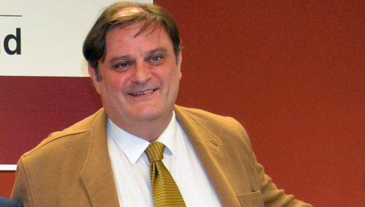 José Luis Ruiz, vicerrector del Campus. /SN