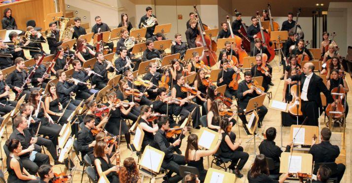 Foto 1 - La JOSS protagoniza el concierto del Otoño de este domingo