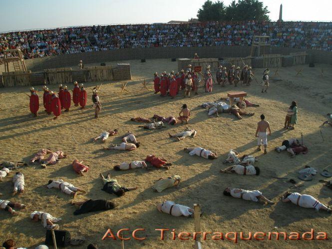 Foto 1 - Vuelven las reconstrucciones históricas al yacimiento de Numancia