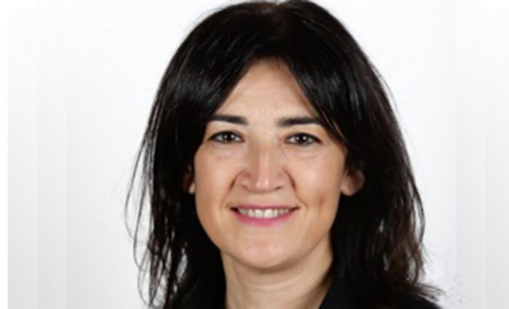 Laura Prieto, senadora soriana del PP.