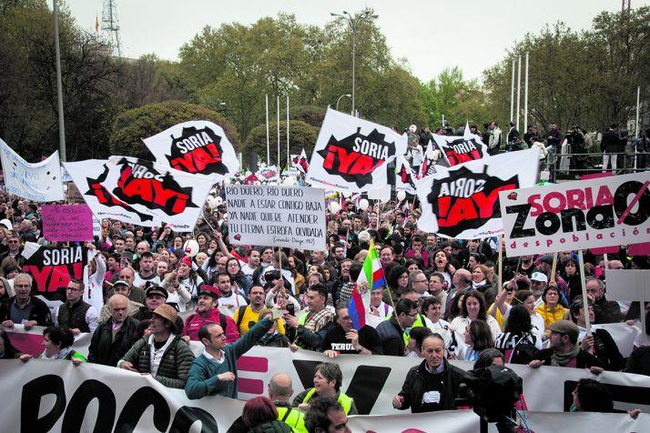 Foto 1 - Las 9 reclamaciones de la España Vaciada a los partidos nacionales para luchar contra la despoblación