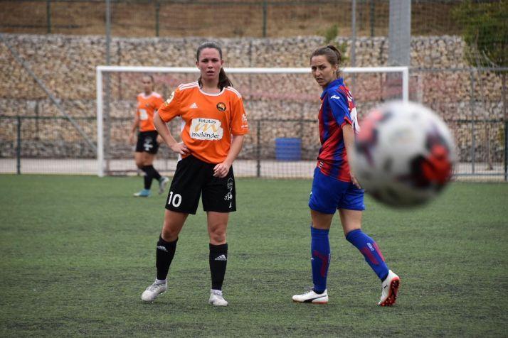 Foto 1 - Marta Charle, titular con el Parquesol, debuta con empate en el Reto Iberdrola