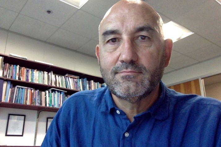 Foto 1 - El profesor que pone Soria en el mapa mundial del lenguaje