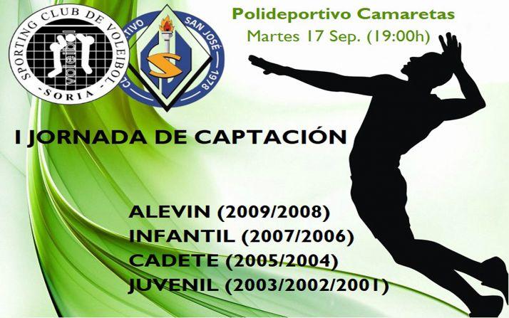 Foto 1 - El CD San José y Moreno Sáez Sporting CV buscan hacer cantera