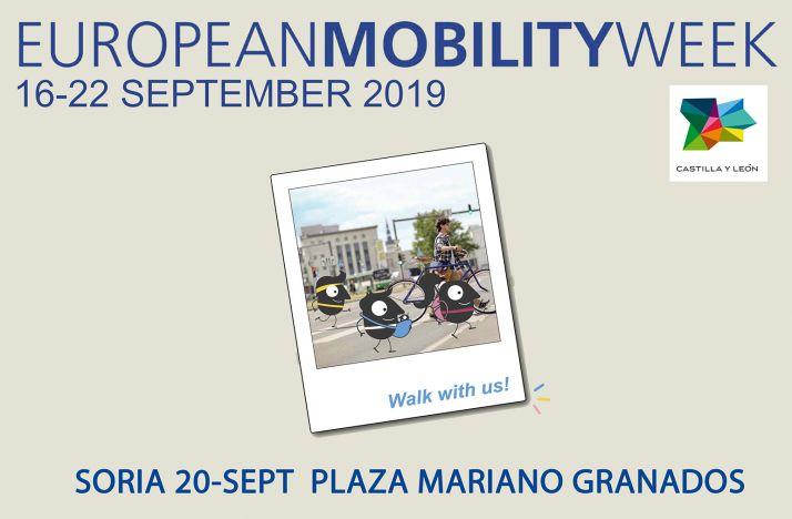 Foto 1 - La Semana Europea de la Movilidad, el viernes en Granados y bus gratis los días 20, 21 y 22