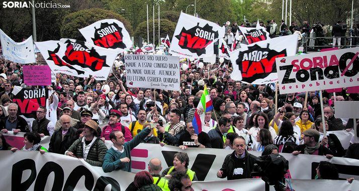 Foto 1 - Piden en Change.org que la Soria Ya se presente a las elecciones