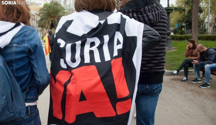 Foto 1 - FOES anima a las empresas a sumarse al parón de la España Vaciada