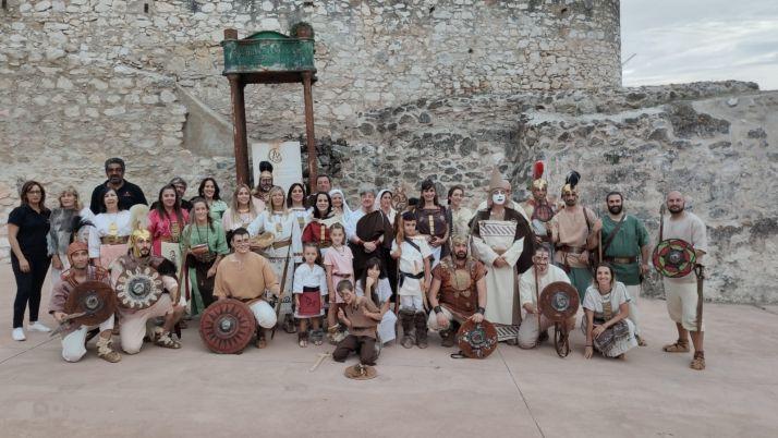 FOTOS: Tierraquemada lleva la magia de Numancia hasta Sevilla