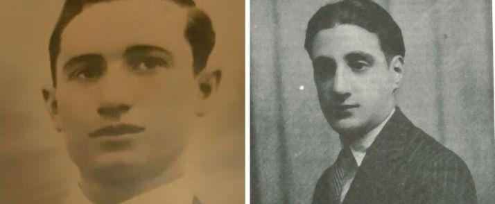 Alberto Rodrigo, izquierda, y Silverio Lumbreras, derecha.