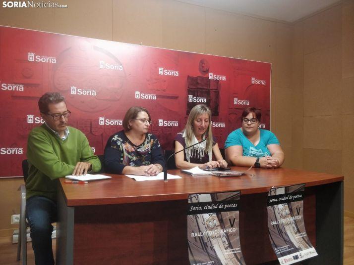 El V rally fotográfico de Soria el 26 y 27 de octubre