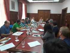 La Subdelegación del Gobierno acoge una reunión de coordinación con motivo del inicio de la campaña micológica.