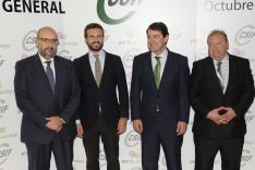 Clausura del Congreso Nacional de CSIF.