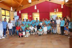 Un centenar de golfistas en el III Torneo Benéfico contra el cáncer