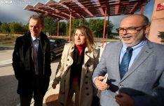 Foto 2 - Pedro Duque aboga por la investigación de las energías renovables en Soria